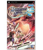 Phantasy Star Portable [Essentials] (PSP)