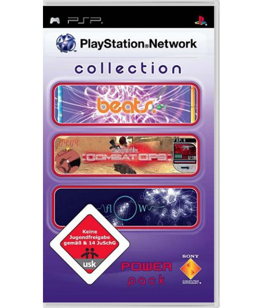 PlayStation Network Collection. Power Pack (PSP)