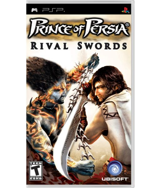 Prince of Persia: Rival Swords [Platinum] (PSP)