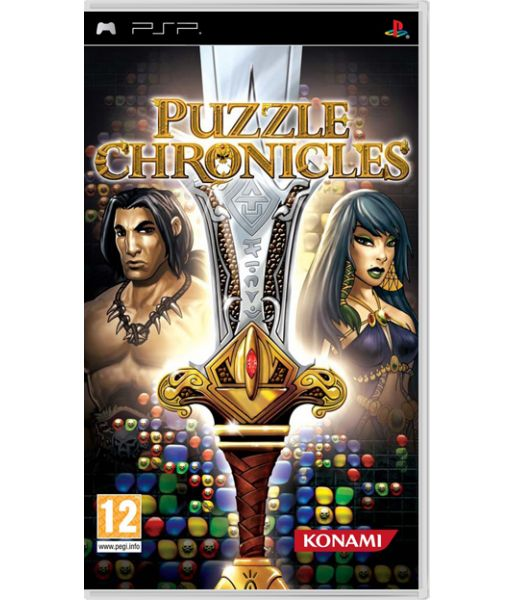 Puzzle Chronicles (PSP)