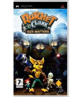 Ratchet and Clank: Size Matters [Essentials, русская документация] (PSP)