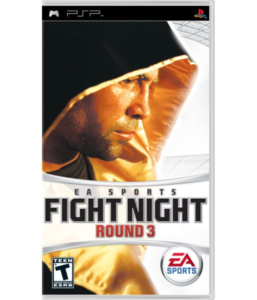 Fight Night Round 3 [Essentials] (PSP)