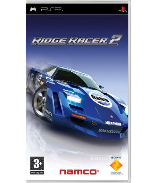 Ridge Racer 2 [Platinum] (PSP)