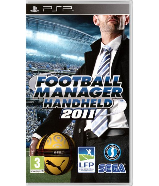 Football Manager Handheld 2011 (PSP)