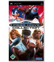 Sega Mega Drive Collection [Essentials] (PSP)