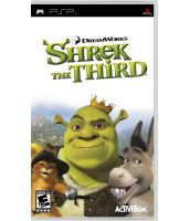 Shrek the Third [Platinum] (PSP)