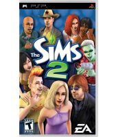 The Sims 2 [Platinum] (PSP)