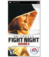 Fight Night Round 3 [Platinum] (PSP)