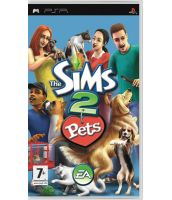 The Sims 2: Pets [Platinum] (PSP)