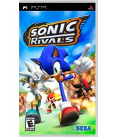 Sonic Rivals [Essentials] (PSP)