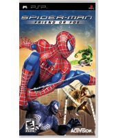 Spider-Man: Friend or Foe (PSP)