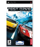 Test Drive Unlimited [Essentials] (PSP)