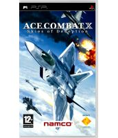 Ace Combat X: Skies of Deception (PSP) [Английская версия, Essentials]