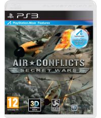 Air Conflicts: Secret Wars (PS3)