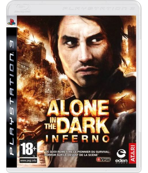 Alone in the Dark. Inferno (PS3)