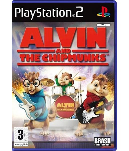 Alvin and the Chipmunks (PS2)