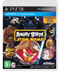 Angry Birds Star Wars (PS3) [Русская версия]