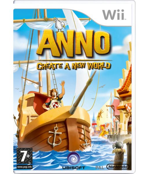 Anno 1404. Create A New World (Wii)