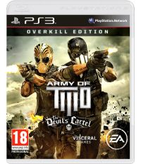 Army of Two: The Devil's Cartel. Overkill Edition (PS3)