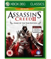 Assassin's Creed II. Game of The Year [Classics, русская версия] (Xbox 360)