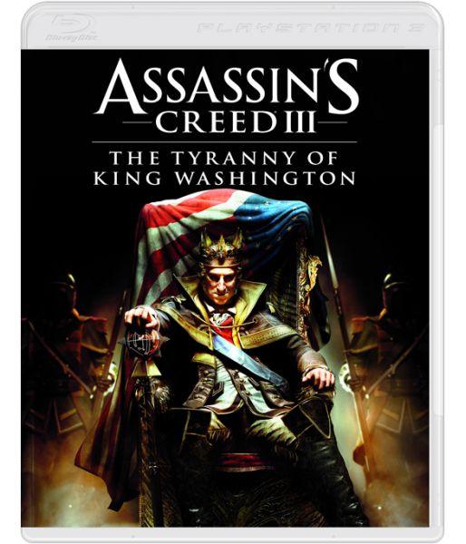 Assassin's Creed III. Издание Вашингтон (PS3) [Русская версия]