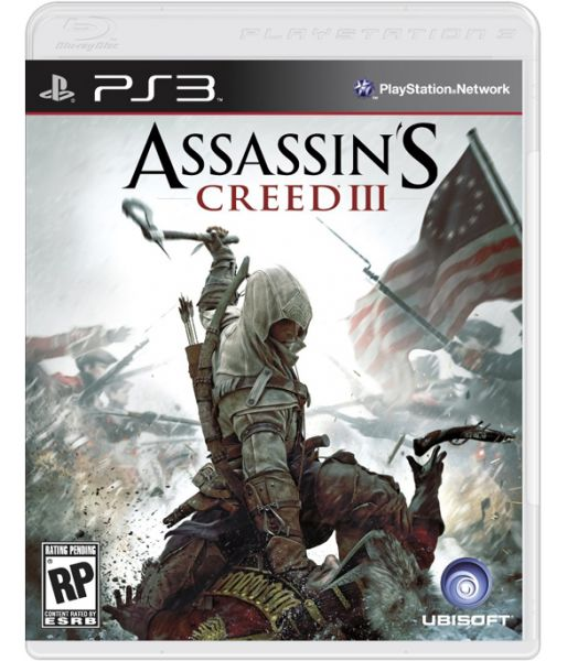Assassin's Creed III (PS3) [Русская версия]