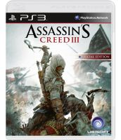Assassin's Creed III. Special Edition (PS3) [Русская версия]