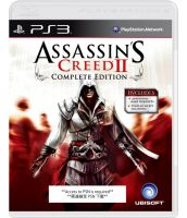 Assassin's Creed II. Complete Edition (PS3) [Русская версия]