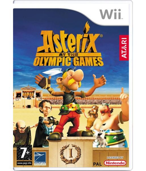 Asterix at the Olympic Games (Wii)