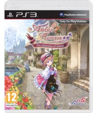 Atelier Rorona: The Alchemist of Arland (PS3)