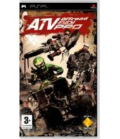 ATV Off Road Fury Pro [Essentials, русская документация] (PSP)