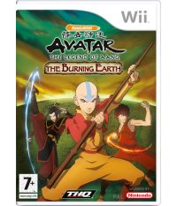 Avatar - The Legend of Aang: The Burning Earth (Wii)