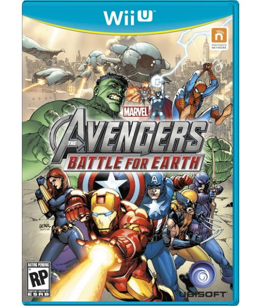 Avengers Battle for Earth (Wii U)