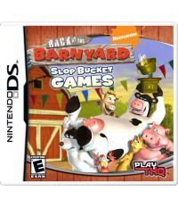 Back at the Barnyard: Slop Bucket Games (NDS)