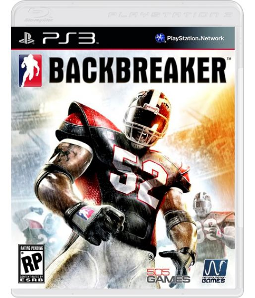 Backbreaker (PS3)