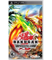 Bakugan: Defenders of the Core [Essentials] (PSP)