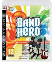Band Hero Band Kit (PS3) [Игра, Гитара, Барабаны, Микрофон]