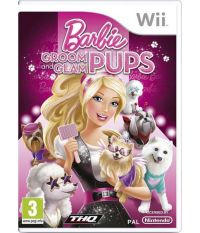 Barbie: Groom and Glam Pups (Wii)