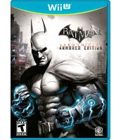 Batman: Arkham City Armoured Edition [русские субтитры] (Wii U)