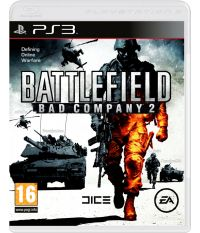 Battlefield: Bad Company 2 (PS3) [Русская версия, platinum]