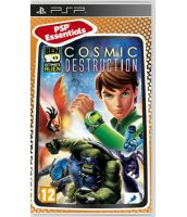 Ben 10: Ultimate Alien Cosmic Destruction (PSP)