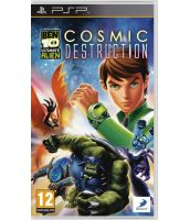 Ben 10: Ultimate Alien Cosmic Destruction [Essentials] (PSP)