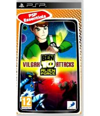 Ben 10: Alien Force Vilgax Attacks [Essentials] (PSP)