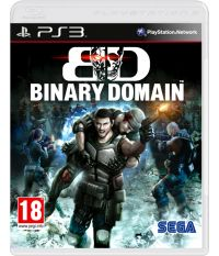 Binary Domain. Limited Edition (PS3) [Русская документация]
