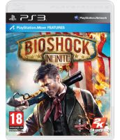 Bioshock: Infinite (PS3) [Русская документация]