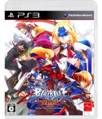 BlazBlue: Continuum Shift Extend (PS3)