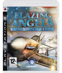 Blazing Angels: Squadrons of WWII (PS3)