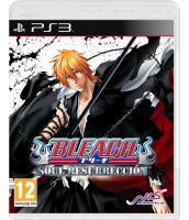 Bleach: Soul Resurreccion (PS3) [Русская документация]