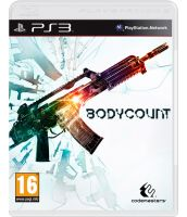 Bodycount [русская документация] (PS3)