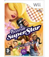 Boogie Superstar Bundle [с микрофоном, DVD-box] (Wii)